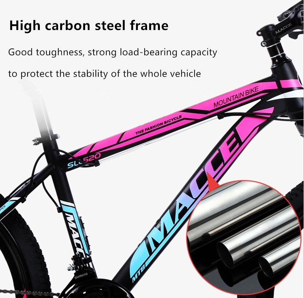 high carbon steel frame